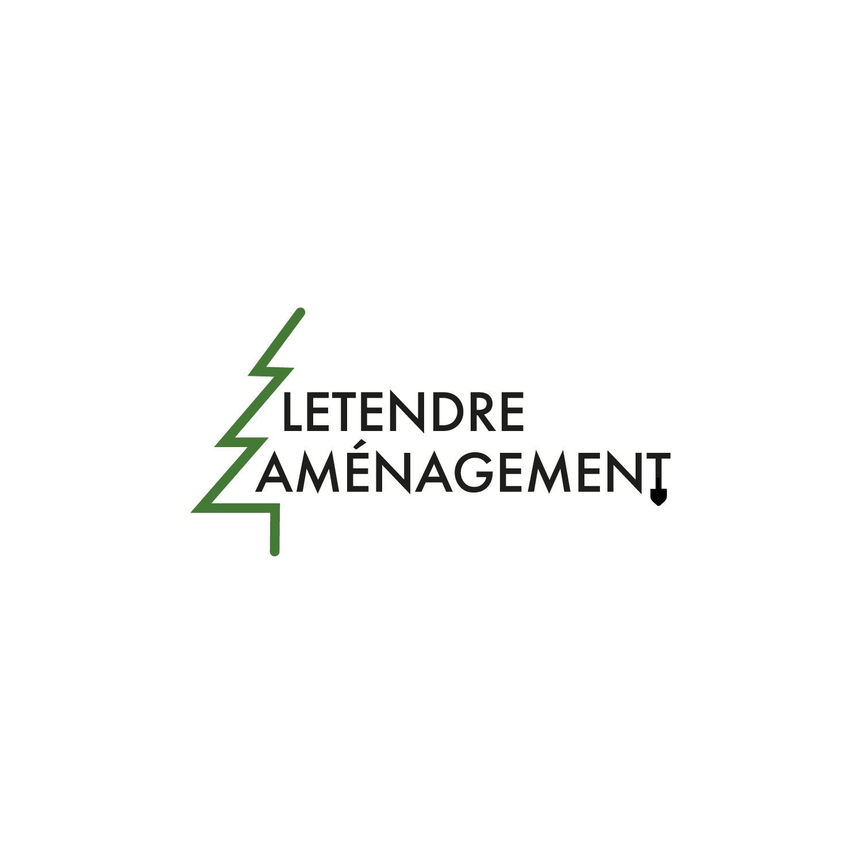 Création du logo de l'entreprise Letendre Aménagement