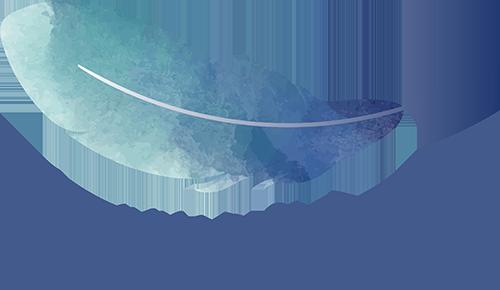création de logo savonnerie angélique
