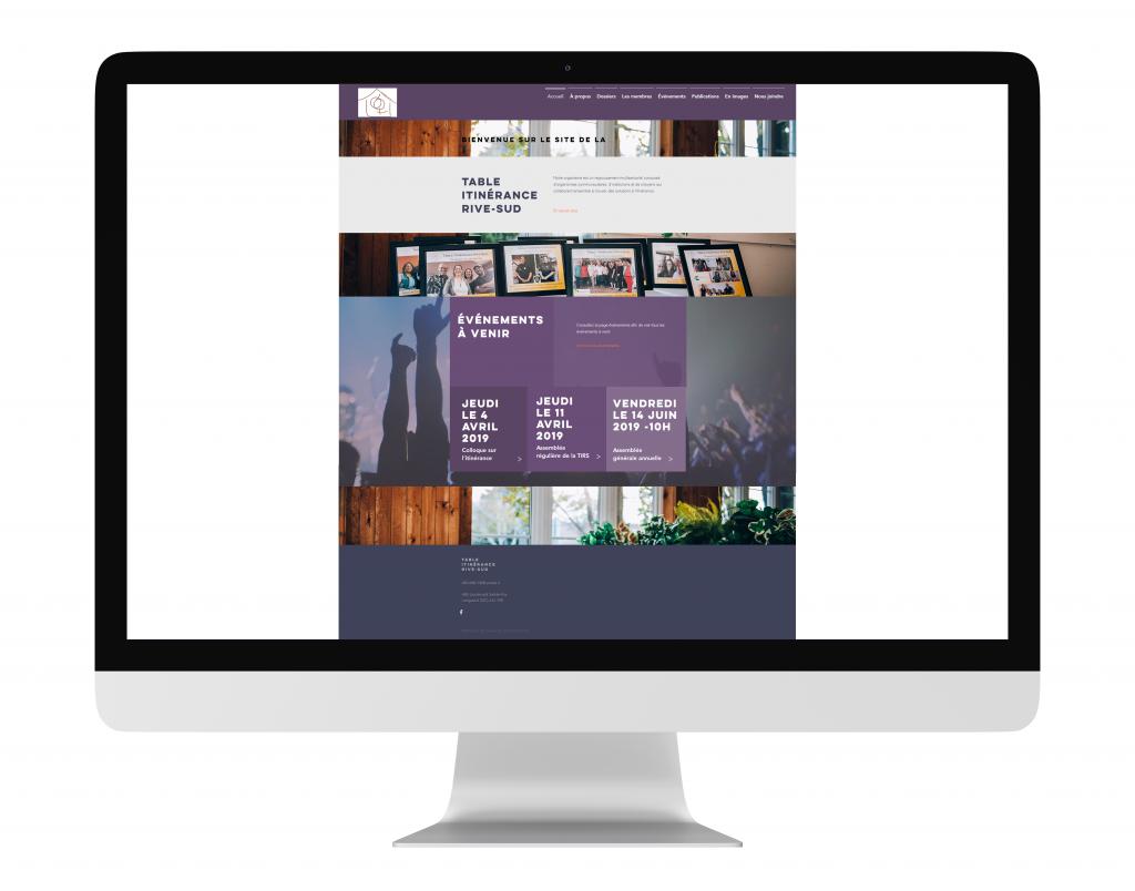 création de site web avec la plateforme wix