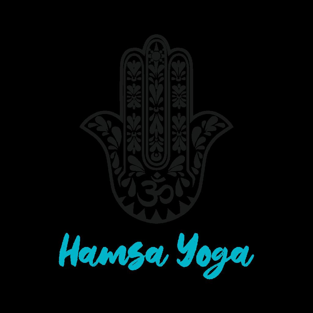 Création de logo pour Hamsa Yoga le Studio